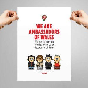 Ambassadors Print
