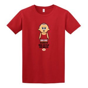 Mog, Go Play For Wales Tee