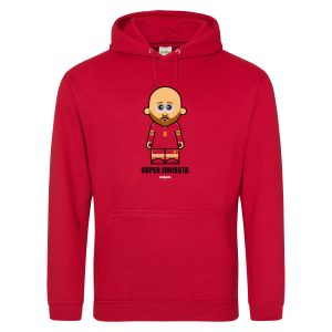Super Joniesta Hooded Top