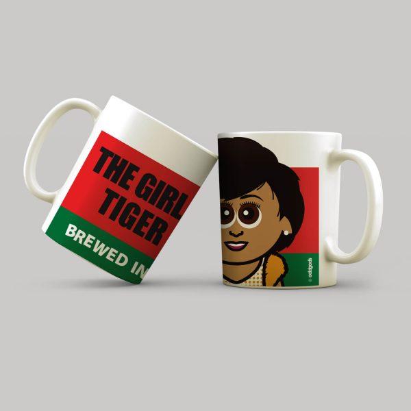 The girl from Tiger Bay Mug