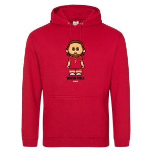 Welsh Pirlo Hooded Top